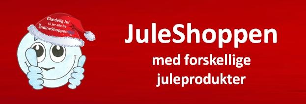 Juleshopping | Julegaver | Julepakker | Juleshoppen |