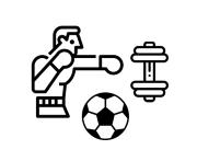 Sport | Motorik | Boksning | Basket | Bolde |