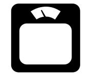 Personvægt | Badeværelsesvægt | Vægt til badeværelset |