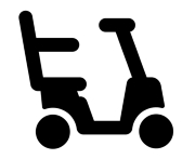 Køreredskaber | EL-scooter | Hjælpemidler | Personlige Hjælpemidler |