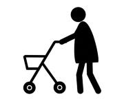 Krykker | Stok | EL-scooter | Rollator | Ganghjælpemidler |