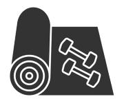 Motion | Træningsmåtter | Yogamåtter | Træningsunderlag |